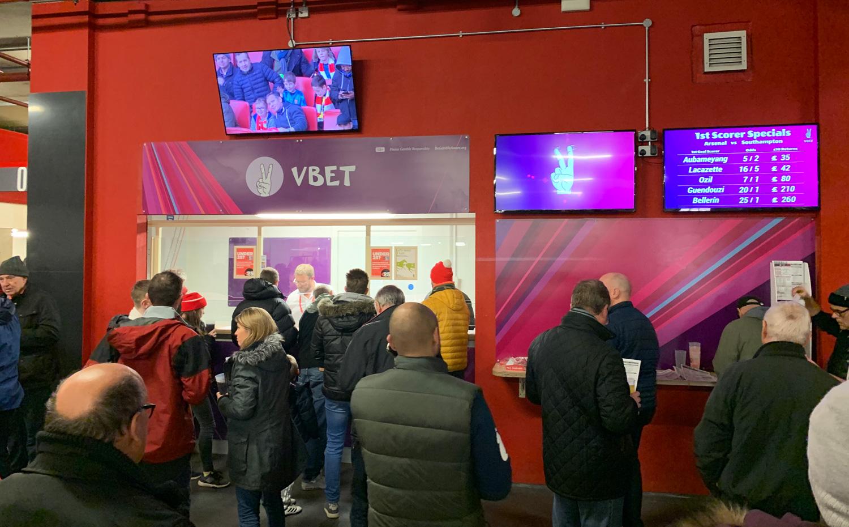 Betting-Kiosk